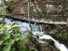 Plitvice watervallen