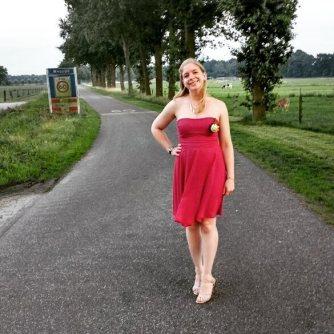 bruiloftjurkje
