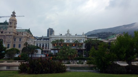 Europese roadtrip - Monaco