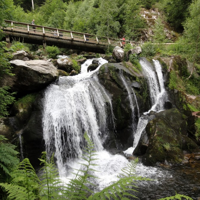 Europese roadtrip - Triberg