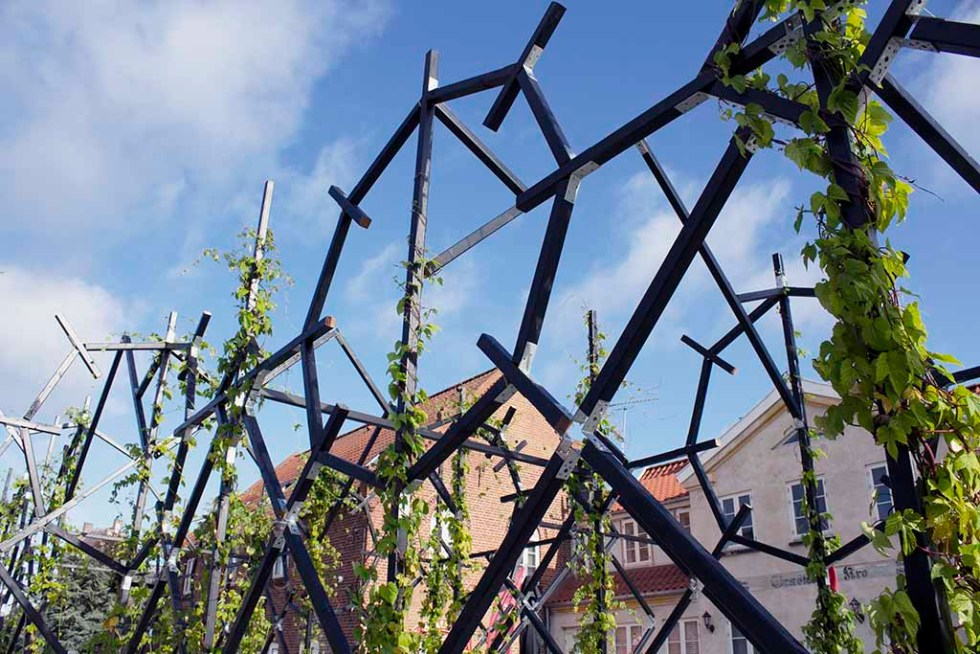 troen-og-kroen-2019-græsted-torv-nordkystens-kunsttriennale2019