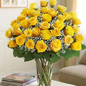 36 Premium Roses Arrangement