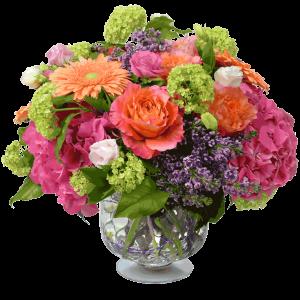 Spring's Abundance Flower Arrangement