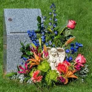 Guardian Angel Bouquet - Vibrant