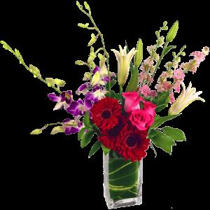 Raspberry Delight Bouquet
