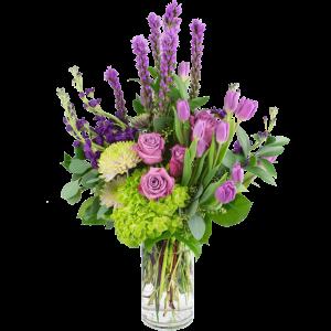 Purple Royalty Bouquet