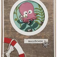 Oktopus Karte