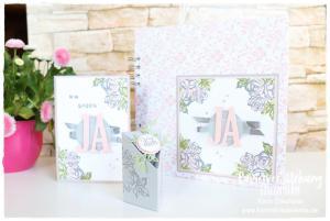 PapierverSUchung DT - Hochzeitsset