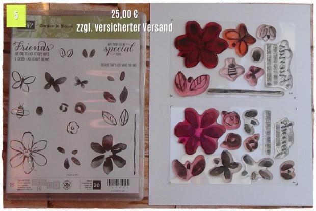 Garden in Bloom (25,00 Euro zzgl. Versand)