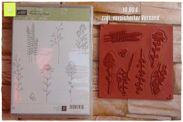 SAB Flowering Fields (10,00 Euro zzgl. Versand)