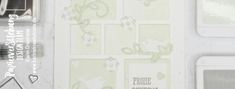 Ostern oder Gut gesagt Karins Kreativkiste Stampin Up Beitragsbild