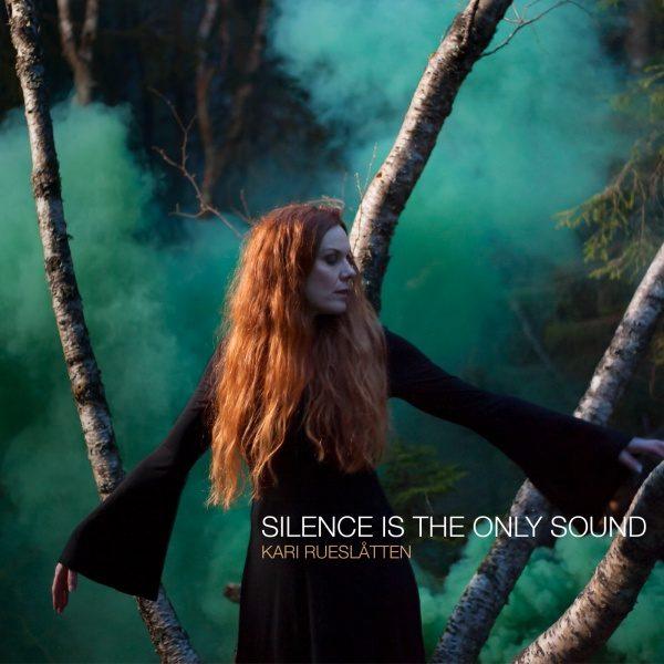 Αποτέλεσμα εικόνας για Kari Rueslåtten-Silence is the Only Sound