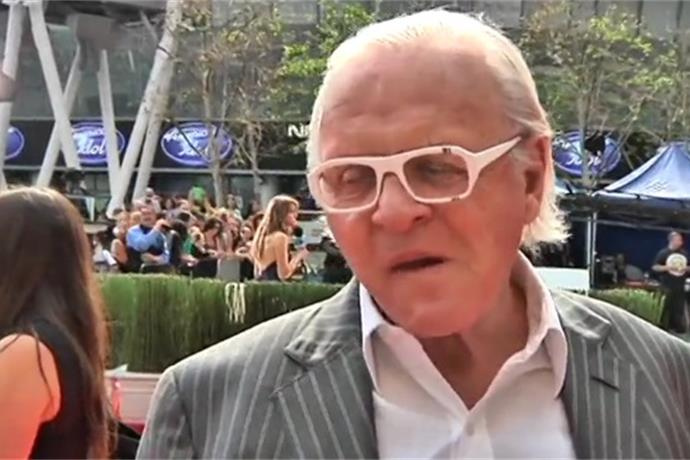 Web Extra_ Anthony Hopkins Likes Idol__9192851309789922259