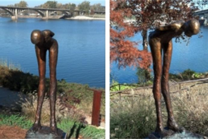 Sculptures Valued at $20,000 Stolen from Little Rock Park_-1601939375412263405