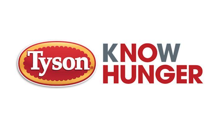 Tyson Know Hunger Logo