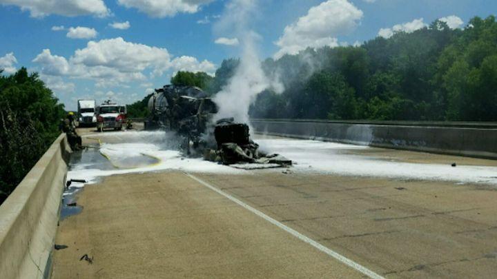 Update: Victim Identified in I-40 Accident