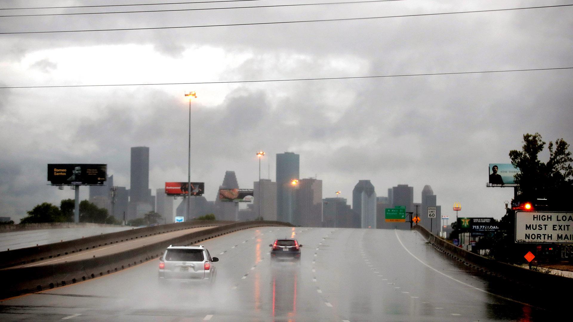 downtown Houston, Hurricane Harvey15887749-159532