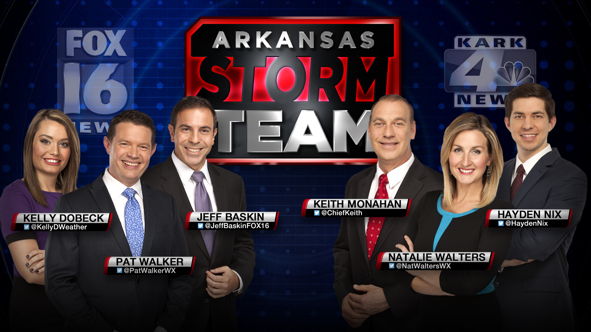 AR Storm Team Takes Weather Radios Campaign to Russellville