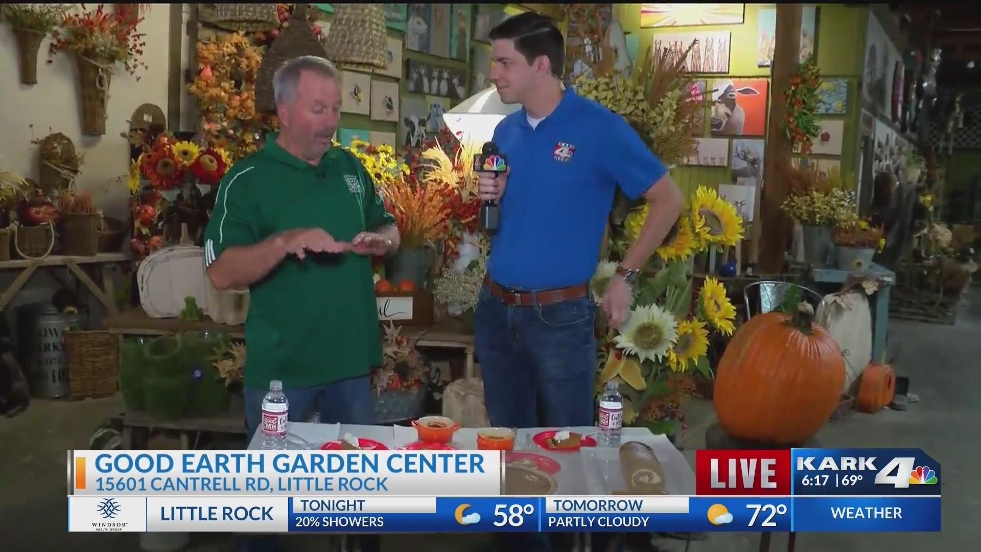 Good Earth Garden Center - Pumpkin Season