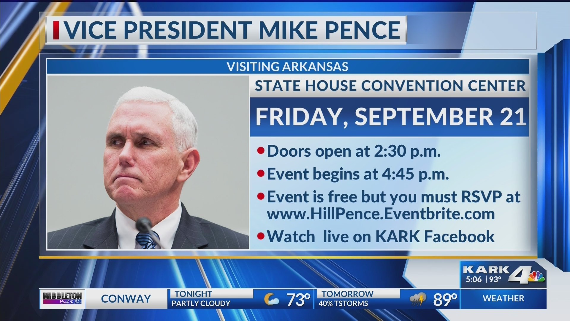 Vice_President_Mike_Pence_to_Visit_Arkan_0_20180920225710