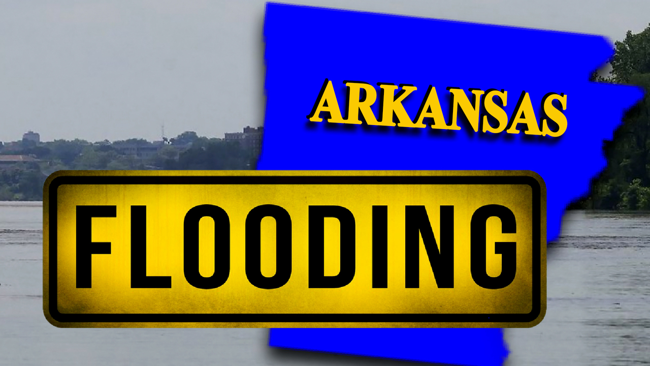 Arkansas River Flood of 2019