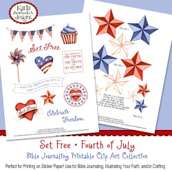 Set Free Fourth of July Collection