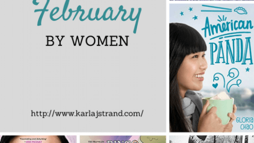 February New Books by Women