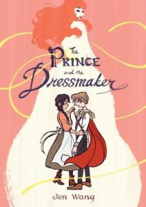 Prince and the Dressmaker by Jen Wang