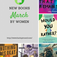 New Books by WOC, QTBIPOC, GNC, and more – March 2018 Releases