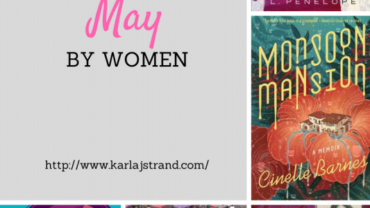New Books By Women May