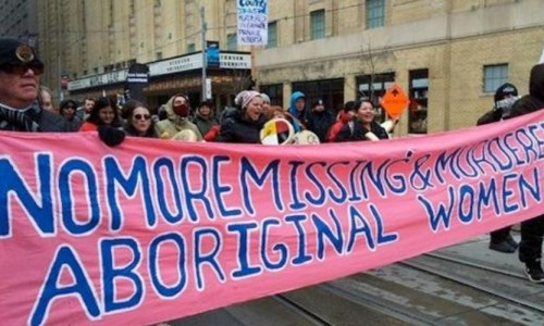 Missing and Murdered Indigenous Women #MMIW – Books