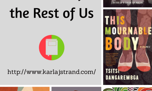 New Reads for the Rest of Us for August 2018