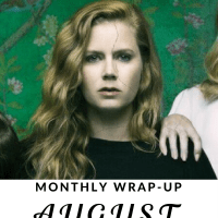 August 2018 Wrap Up