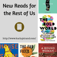 New Reads for the Rest of Us – January 2019