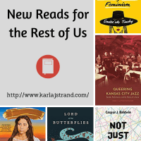 New Reads for the Rest of Us for November 2018
