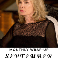 September 2018 Wrap Up