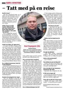 Dagsavisen Fremtiden, November 2018