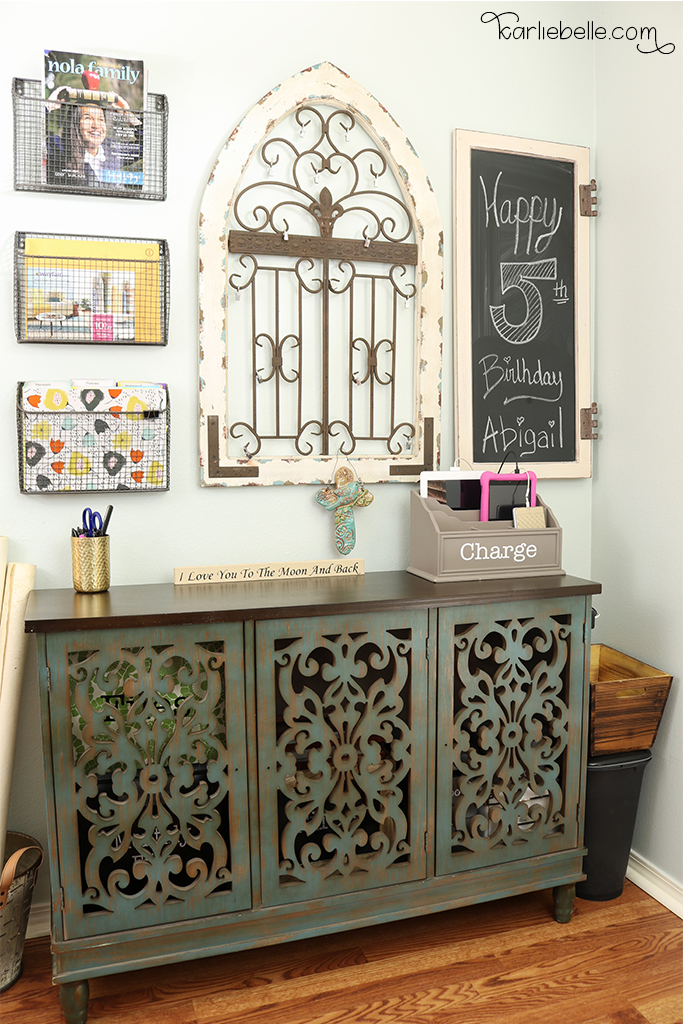 Decorative Command Center- Take Down Invites for Parties