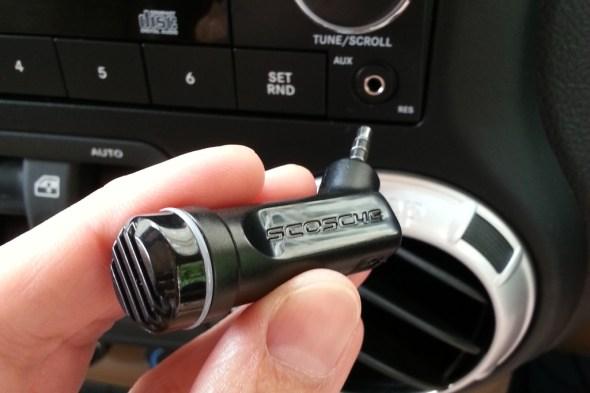 SCOSCHE® motorMOUTH II Handsfree Car Kit