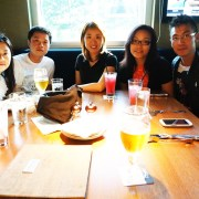 Ruby, Jason, Cheryl, Karen and I
