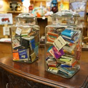 jars of matches