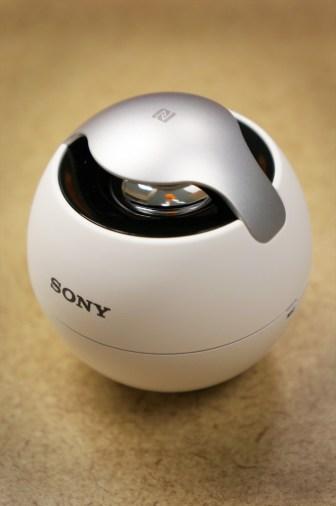 Sony Bluetooth Wireless Mobile Speaker (SRSBTV5W)