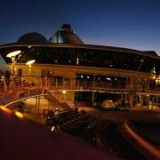 deck nightview