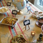 food from all over the world