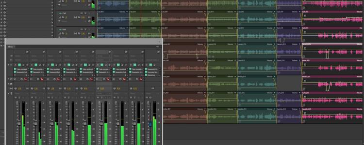 Audio Recording Samples