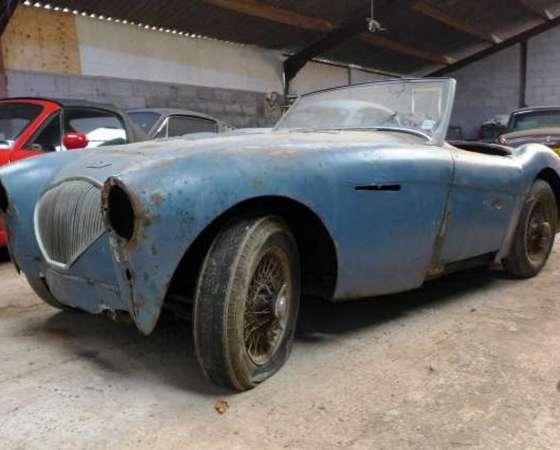 1954 Austin Healey 100