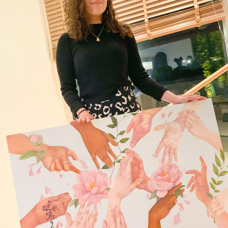 Shelley Painting