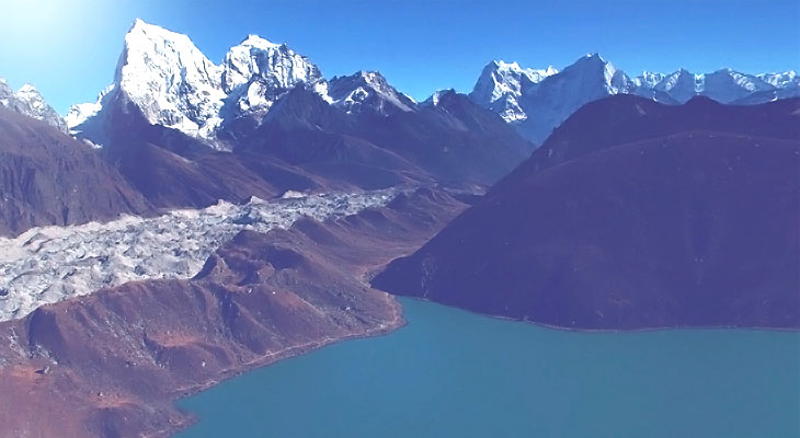 Everest EBC Gokyo valley Trekking