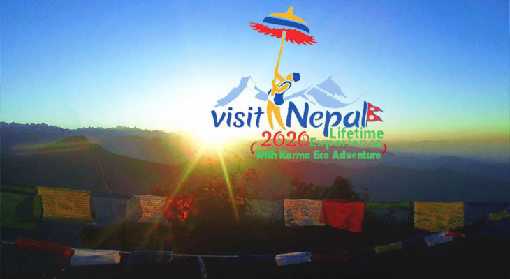 Visit Nepal 2020 with Karma Eco Adventure