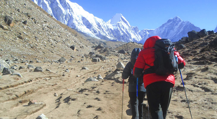 When to hike in Nepal